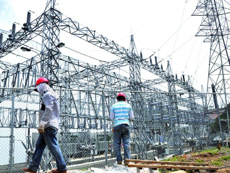 INFRASTRUCTURE update: Revision needed on Chinese electrical